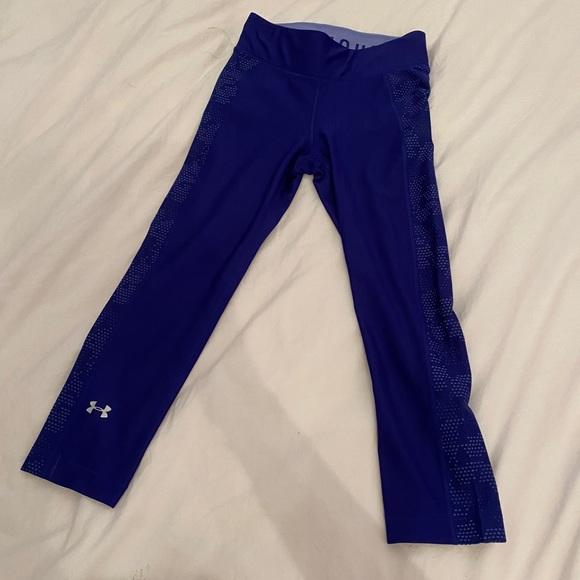 UNDER ARMOUR Athletic leggings